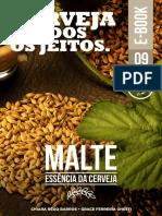 Malte Essencia Da Cerveja