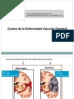 Costo de La Enfermedad Vascular Cerebral en México