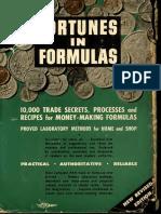 Fortunes in formulas
