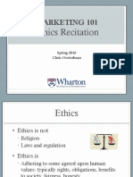 Ethics Recitation With Cases_Spring 2016_vF'