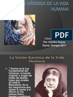 Karma y Visión