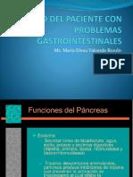 Cuidado Del Paciente Con Pancreatitis