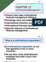 ch15  corporate finance