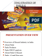Marketing Strategy of Parle-g Ppt