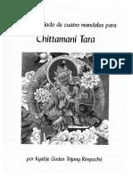 Ritual de Ofrecimiento de 4 Mandalas a Tara-esp - FPMT