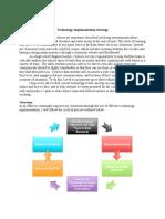 technology implimentation strategy