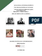 Grandes Politologos