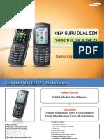 Guru Dual SIM - E2152