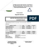 Proyeccion Social 2do Informe