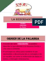 La Redundancia 11
