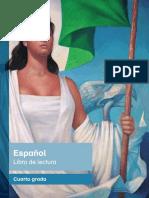 Primaria Cuarto Grado Espanol Libro de Lectura