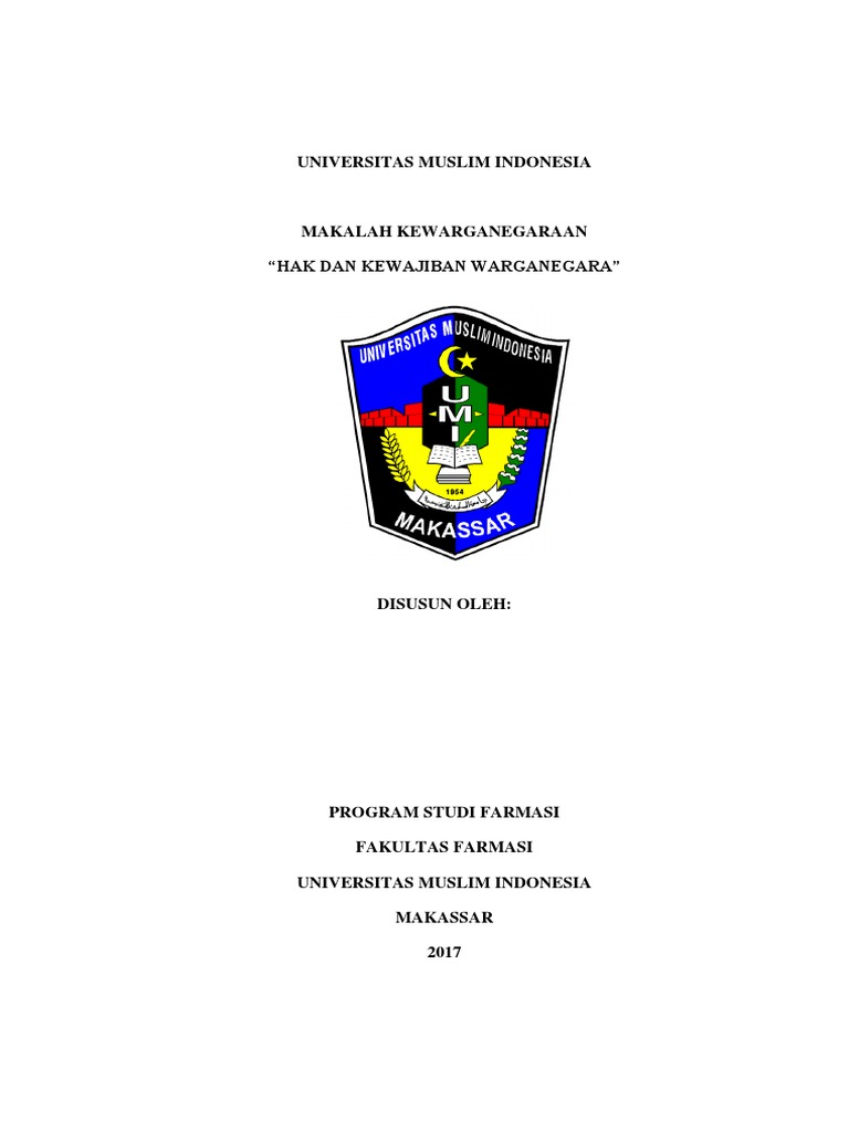 Universitas Muslim Indonesia 1