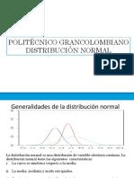 Distribución Normal PDF
