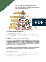 El Virreinato Del Perú y Su Organización Social