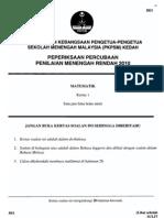 2010 Ppmr Kedah Mm1 w Ans