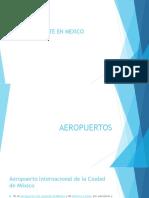 Modos de Transporte en La Ciudad de México (1)