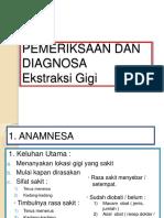 5. Pemeriksaan Dan Diagnosa