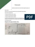 practica 4 Polarización.docx