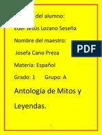 antologia leyendas