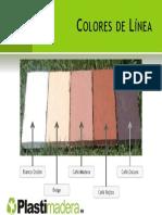 Colores de Linea