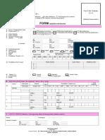 Form Biodata Karyawan