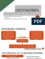 2. Macroeconomía