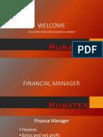 Rubatex Rebranding