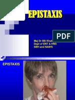Epistaxis Ug Bbk