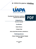Trabajo Final Derecho Notarial (Cesar Florian)