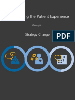 The Patient Experience Strategy