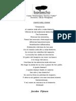 Canto Del Cisne
