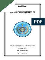 sistem pemrintahn indonesia.docx