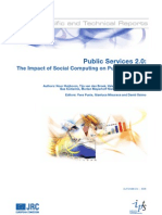 Social Computing and Its Impact on the Public Sector