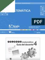 Matemática guía 4