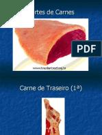 Aprenda Cortes de Carnes