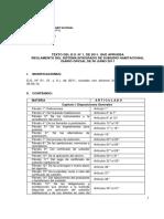 DS 1 2011 ACT 05-05-2012 Sistema Integrado de Subsidio Habitacional