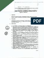 DIRECTIVA N°012 ADMISION, CONSULTA EXTERNA Y ATENCION AMBULATORIA