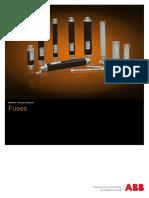 ABB Medium High Voltage Fuses Catalogue