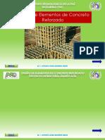 Análisis de cargas Unitarias  Calculo y Diseño de Vigas por NTC y ACI