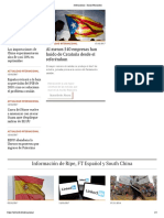Internacional - Diario Financiero