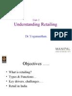 Unit 1 Understand Retail