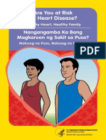 Healthy Heart, Healthy Family – Are You At Risk for Heart Disease?