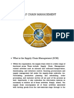 Supply Chain Management Assignment