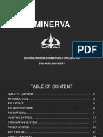 Minerva Blueprint