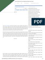 Contoh Teks Pidato Serah Terima Pengantin Dalam Bahasa Sunda Terbaru2