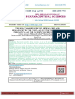 THE RELATIONSHIP BETWEEN HEMOGLOBIN AND HEMATOCRIT IN THE FIRST AND SECOND TRIMESTER OF PREGNANCY AND THE INCIDENCE OF PREECLAMPSIA