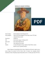 Biodata Baden Powell