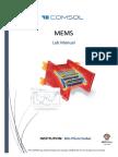 MEMS Lab Manual-Final