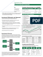 Income & Growth One Pager 06302008