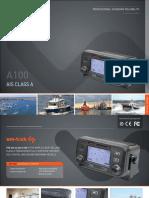 a100 Product Brochure